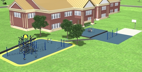 Cropped playground rendering resized for website
